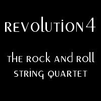 revolution4 - the rock and roll string quartet